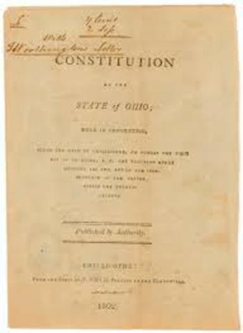 The Ohio Constitution
