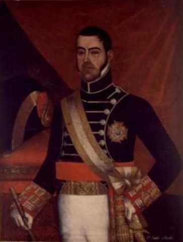 Se aventuran las tropas de Pablo Morillo