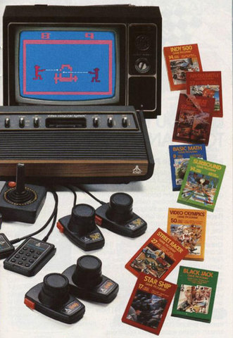 Atari 2600 VCS (Stella)