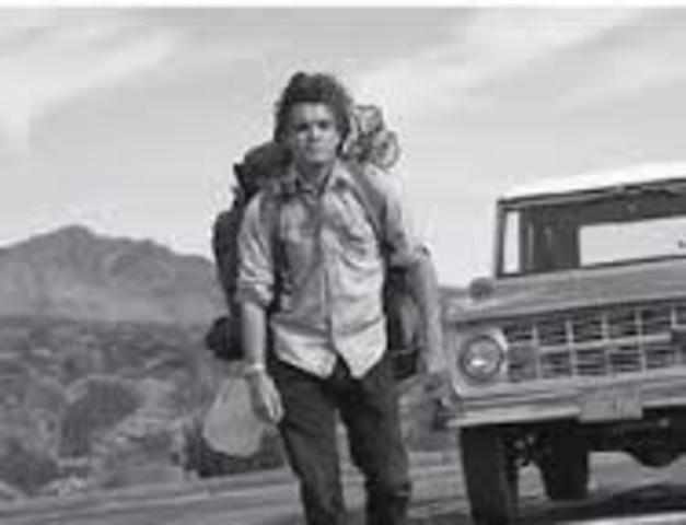 Ron drops Chris at Grand Junction