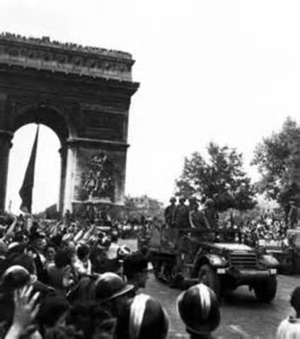 Libertad a París