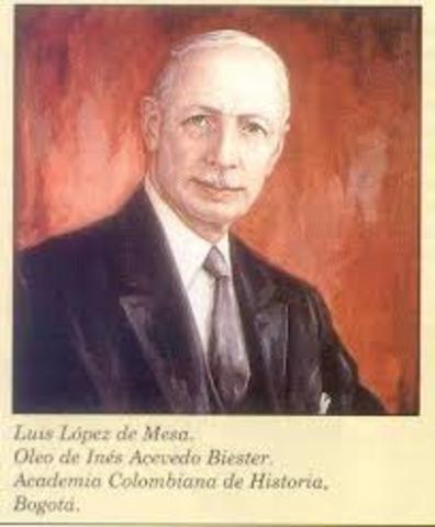 Pionero de la Psicologia en Colombia Luis Lopez de Meza (1884-1967)