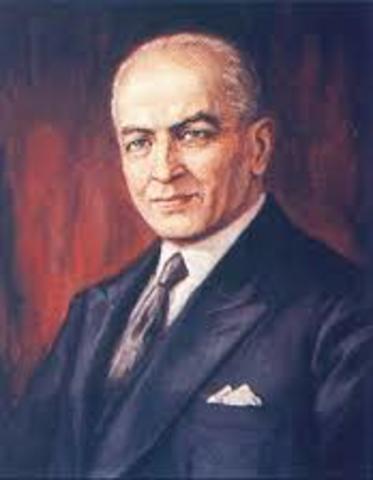 Pionero de la Psicologia en Colombia Agustin Nieto Caballero (1889-1975)