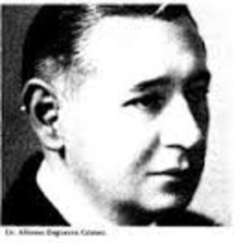 Pionero de la Psicologia en Colombia Alfonso Esguerra Gomez (1897-1967)