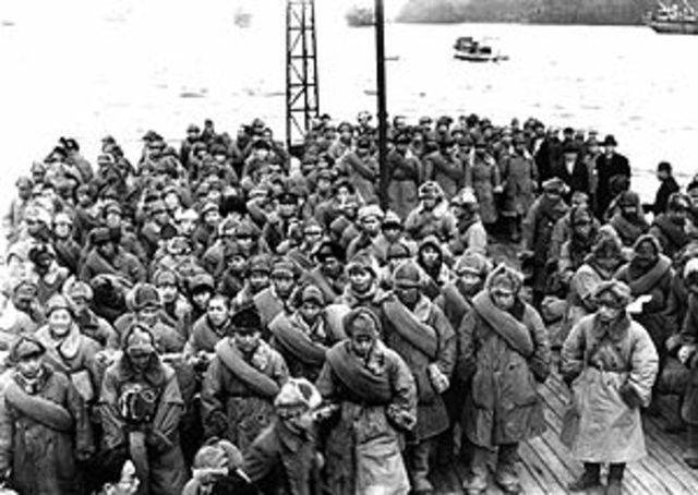 Armistice is Declared Between Japan & the Soviet Union