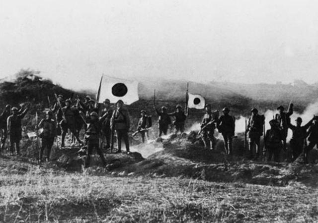 Japan Breaks the Armistice with the Soviet Union