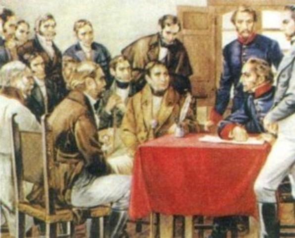 Adopcion del Federalismo