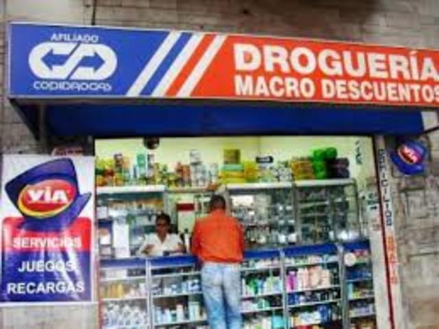drogueria, nacional