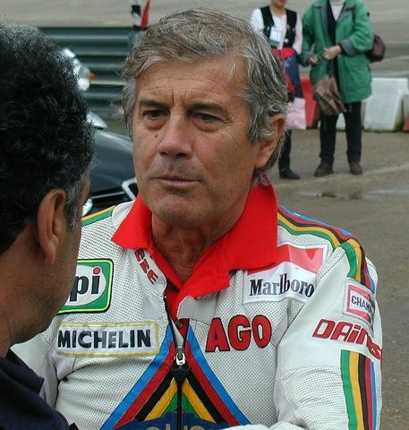 Giacomo Agostini (Ita/MV Agusta)
