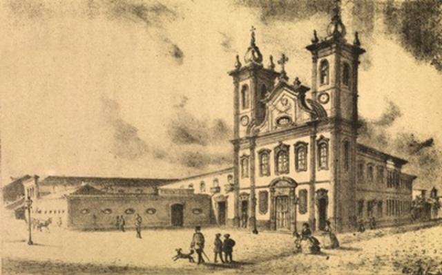 Fundação do Colégio Pedro II