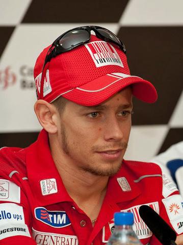 Casey Stoner (Aus/Ducati)