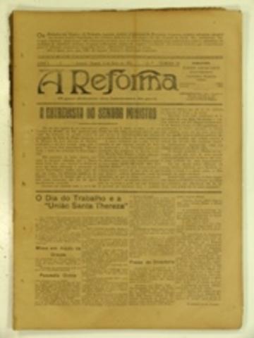 Reforma Francisco Campos