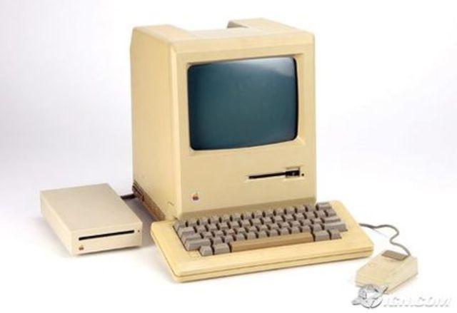 Aparece el Apple