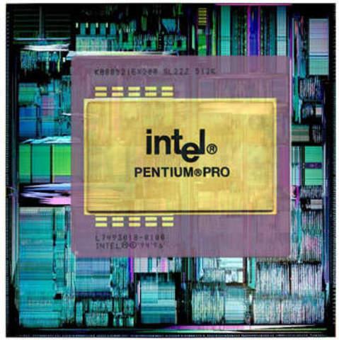 Lanzamiento de Pentium