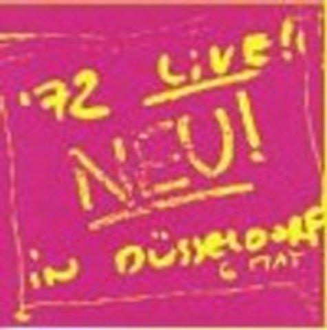 '72 Live! (Álbum)
