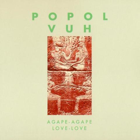 Agape Agape - Love Love (Álbum)
