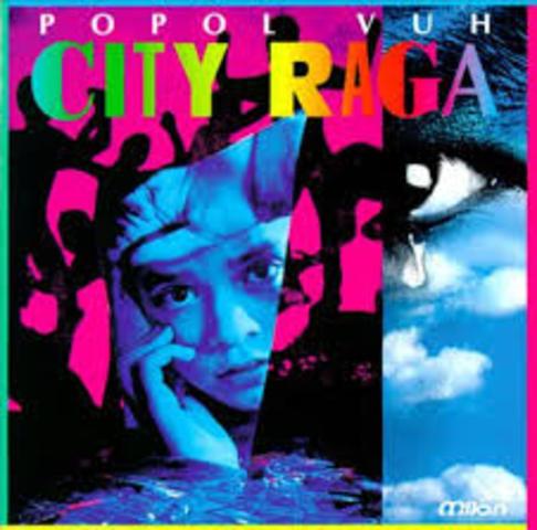City Raga (Álbum)