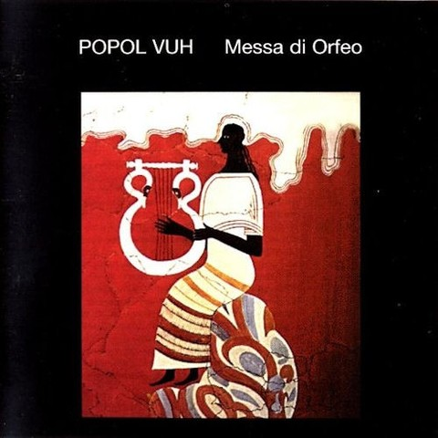 Messa di Orfeo (Álbum)
