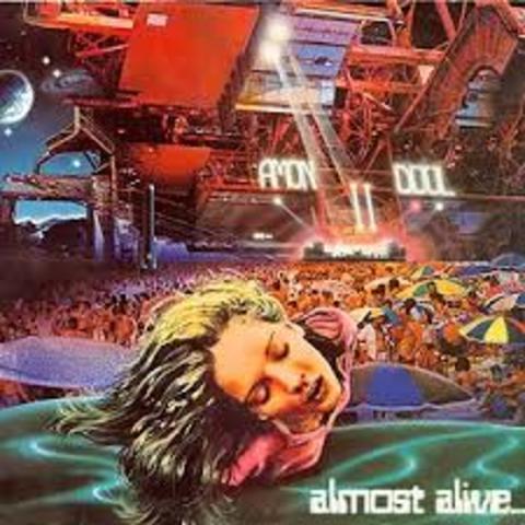 Almost Alive... (Álbum)
