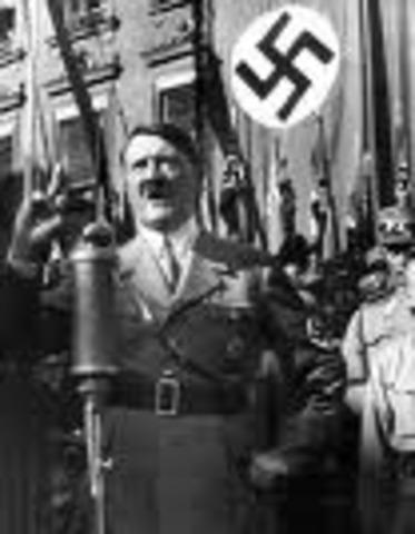 Hitler wird Reichskanzler