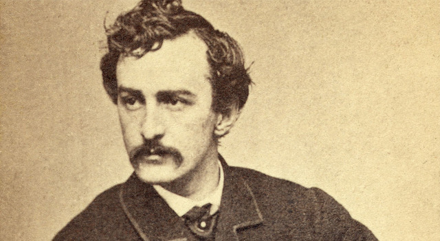 John Wilkes Booth Arrested