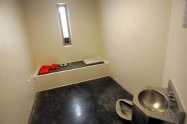 Peter's Cell