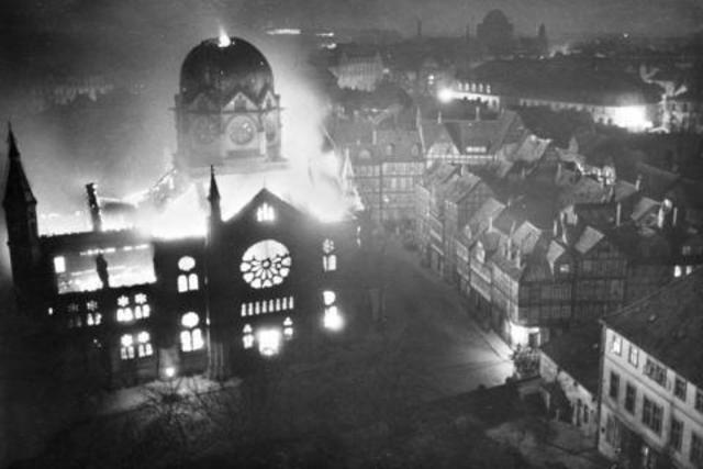 Reichsprogromnacht