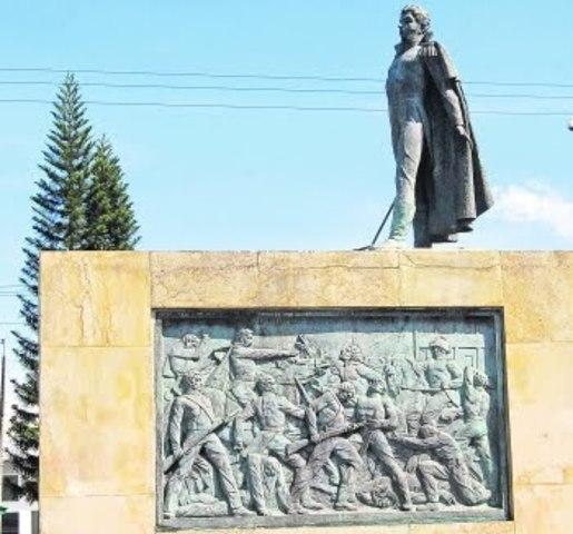 Lozano es derrocado y Nariño asume la presidencia de Cundinamarca