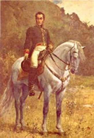 Bolívar inicia campaña para liberar a Venezuela