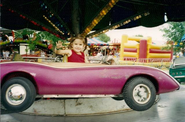 My first fair ride (: