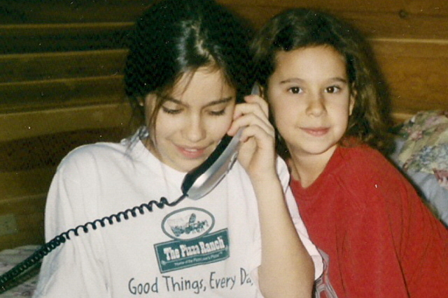 phonecall with my first crush (: