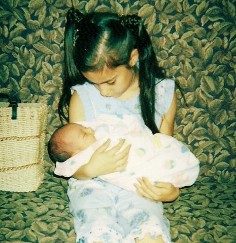 New little sister (: