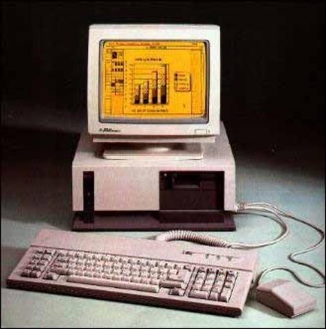El Ordenador IBM y el Primer Sistema Operativo