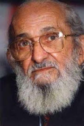 Nace Paulo Freire en Recife, Brasil