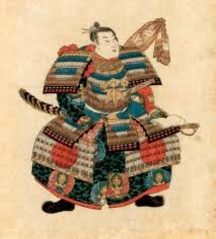 Minamoto Yoritomo Becomes Japans First Shogun