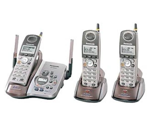 Três em um da Panasonic