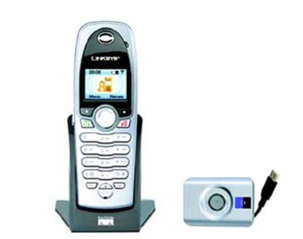 Telefone Linksys pela web