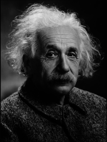 Albert Einstein, Germany- New Jersey