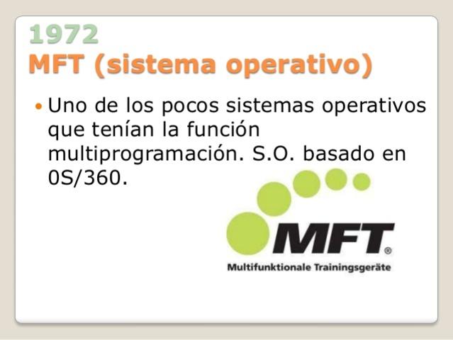 MFT (S.O)