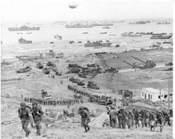 D-Day (Normandy's Invasion)