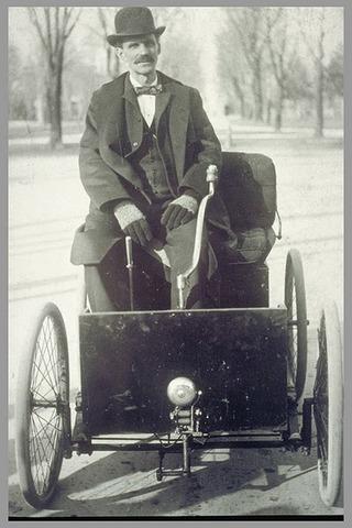 First gasoline powered car