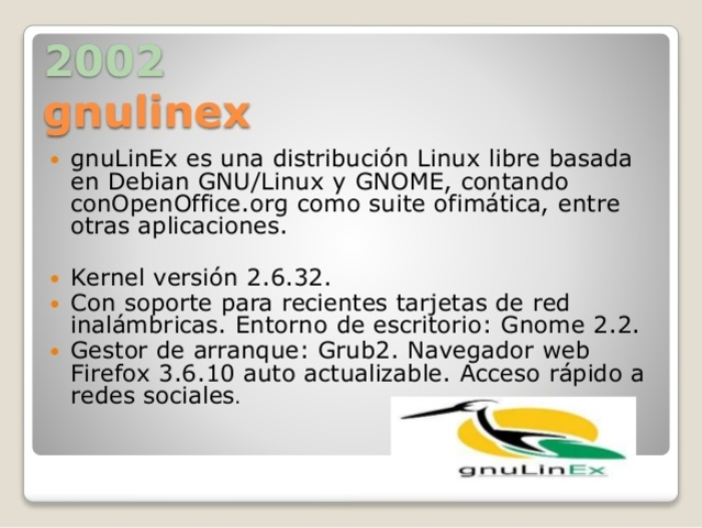Gnulinex