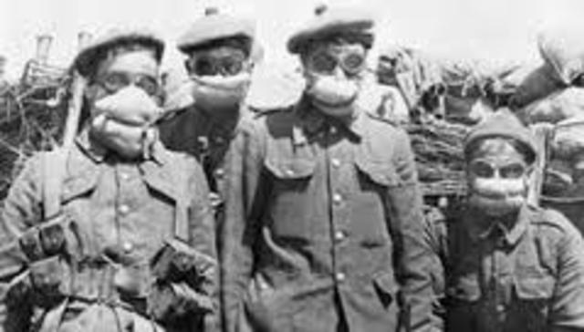 Deuxieme bataille d'Ypres
