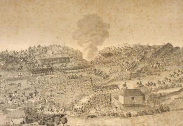 La Batalla de Pasto - Antonio Nariño