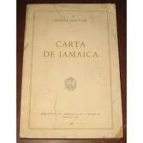La Carta de Jamaica.