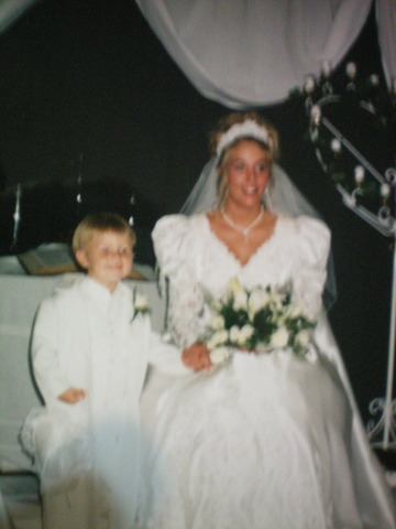 First wedding I was in