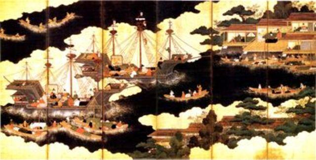 Nanban Trade