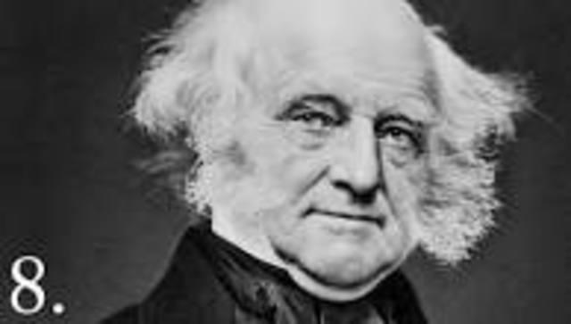 Martin Van Buren (Democrat)