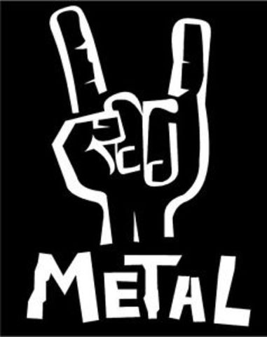 Subgéneros del Heavy metal
