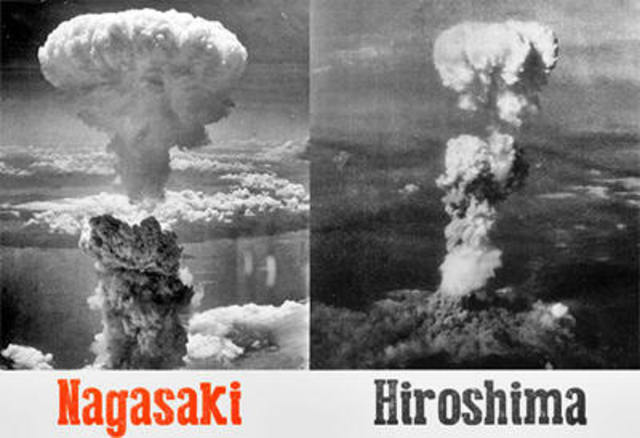 Bombardeo Hiroshima.